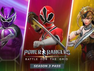 Power Rangers: Battle For The Grid – Scorpina DLC komt 8 December