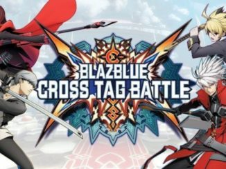 PQube; releasedatum BlazBlue: Cross Tag Battle