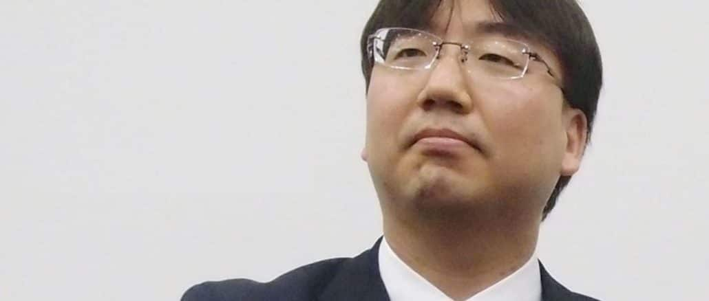 President Shuntaro Furukawa – Pokemon Sword/Shield is meest recente favoriet