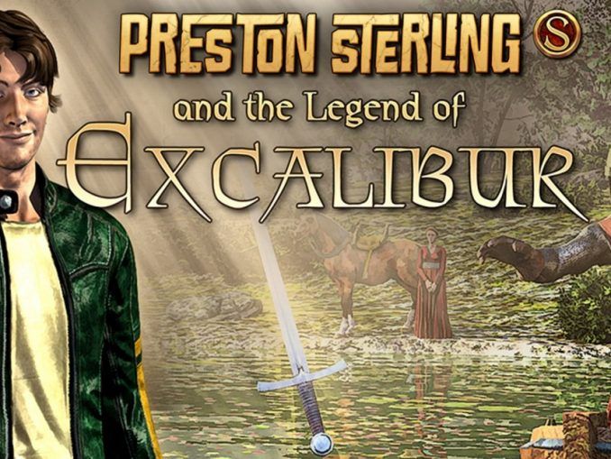 Release - Preston Sterling and the Legend of Excalibur