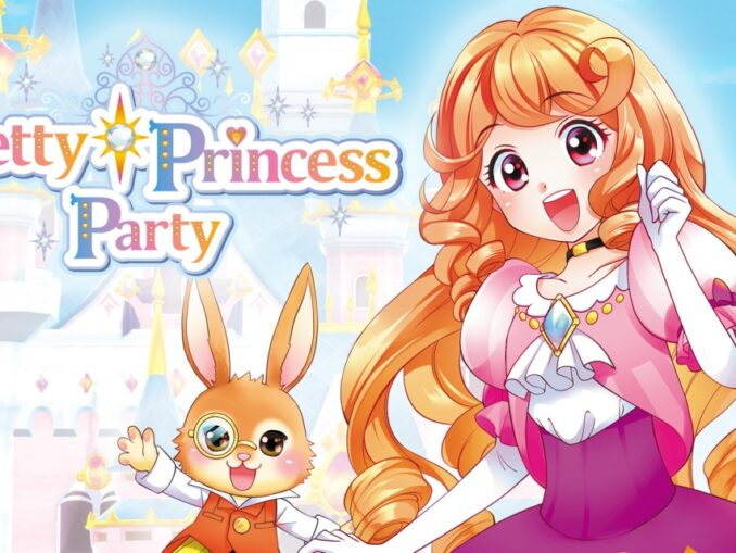 Release - Pretty Princess Party