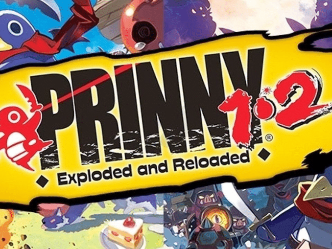 Nieuws - Prinny 1•2: Exploded and Reloaded – Komt Oktober 2020