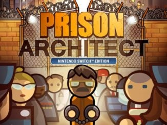Release - Prison Architect: Nintendo Switch Edition
