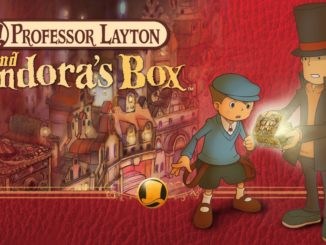 Professor Layton and Pandora's Box HD – First Official Mobile Trailer