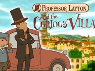 Professor Layton And The Curious Village komt naar iOS in het westen