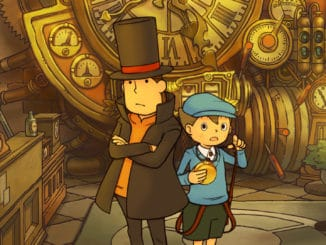 Professor Layton and the Curious Village komt naar Nintendo Switch?