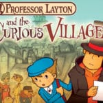 Professor Layton And The Curious Village out now