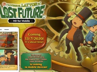 Professor Layton and the Lost Future HD – Debut Trailer Released