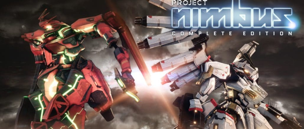 Project Nimbus: Complete Edition gameplay footage