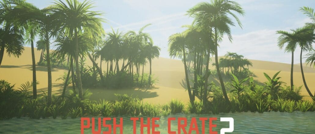 Push the Crate 2