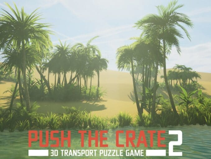 Release - Push the Crate 2