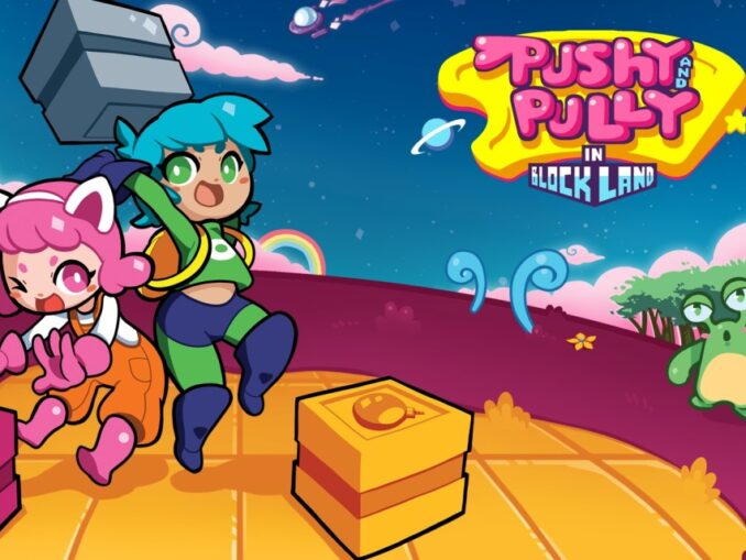 Release - Pushy and Pully in Blockland