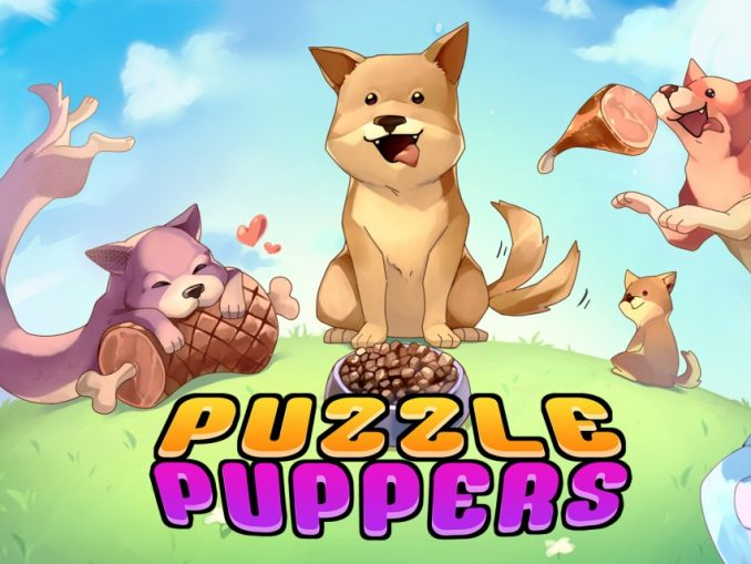 Release - Puzzle Puppers