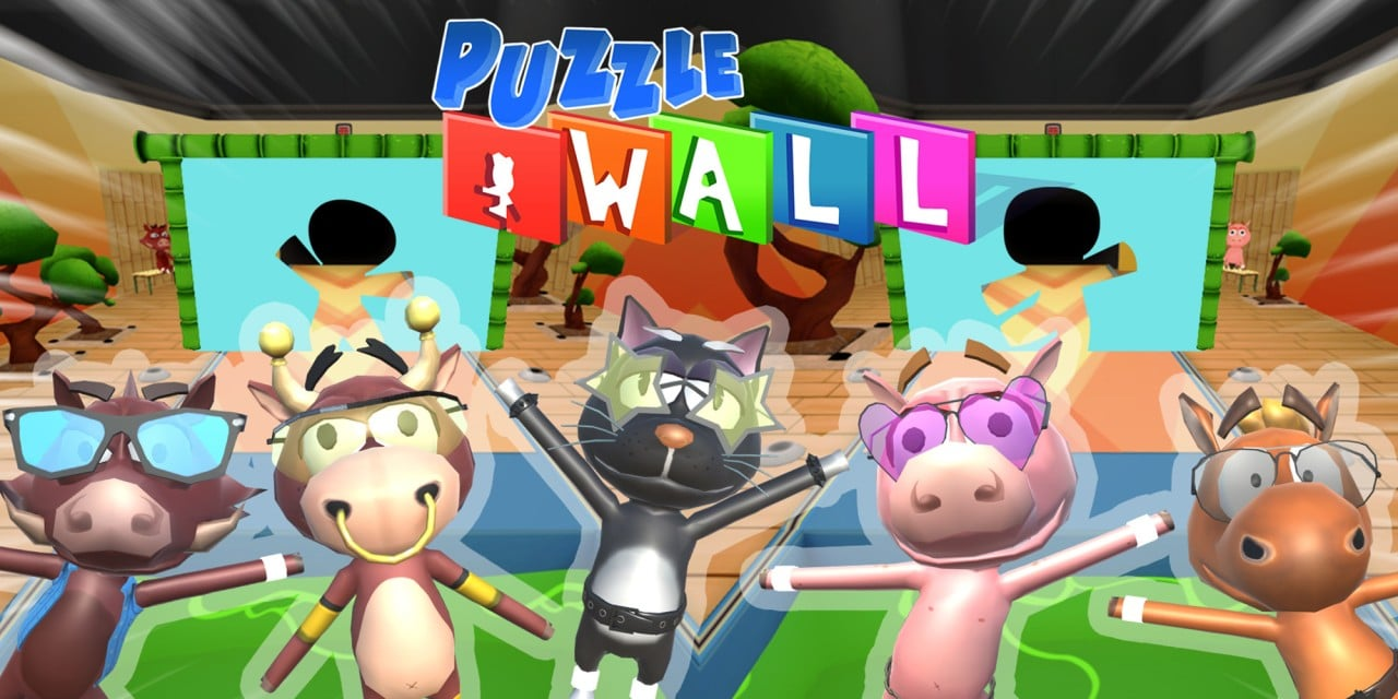 Puzzle Wall