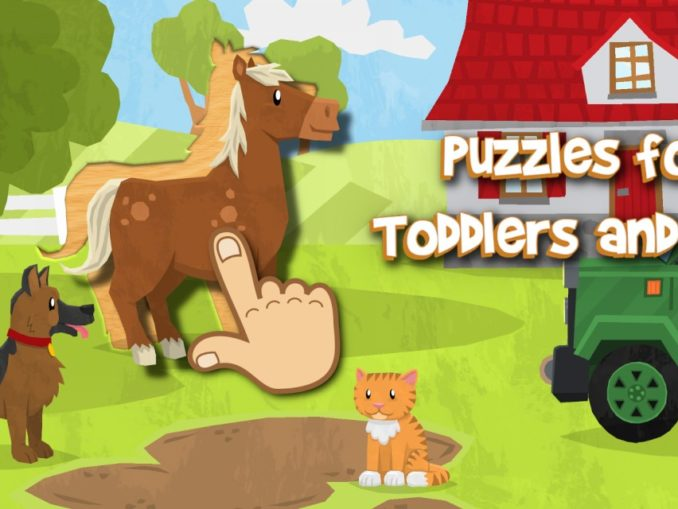 Release - Puzzles for Toddlers & Kids: Animals, Cars and more