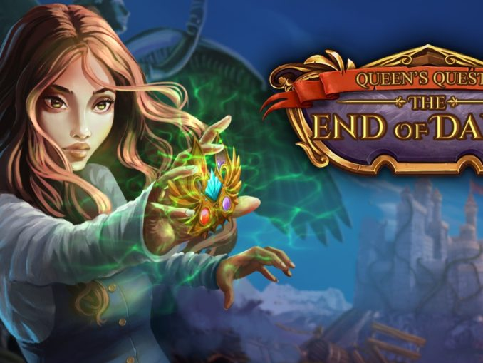 Release - Queen's Quest 3: The End of Dawn
