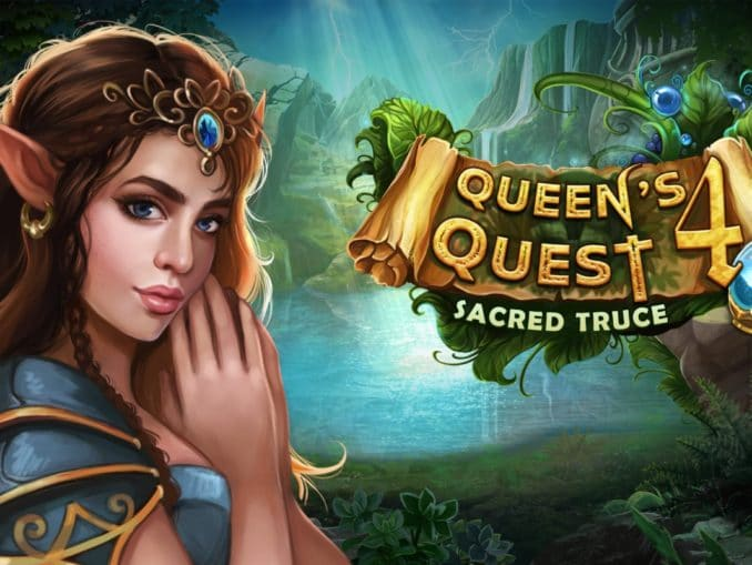 Release - Queen's Quest 4: Sacred Truce