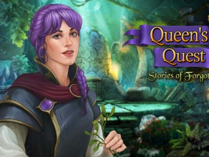 Release - Queen's Quest 2: Stories of Forgotten Past