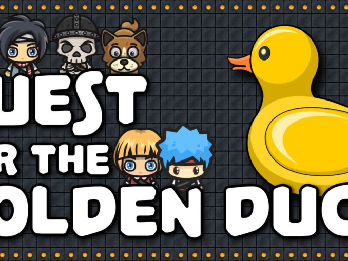 Release - Quest for the Golden Duck