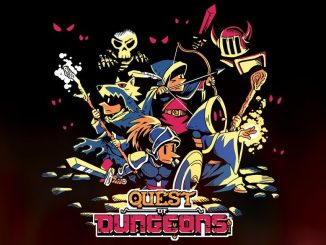 Release - Quest of Dungeons