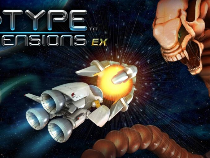 Release - R-Type Dimensions EX