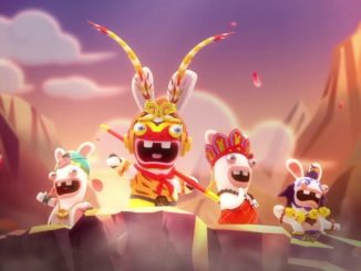 Rabbids: Adventure Party trailer