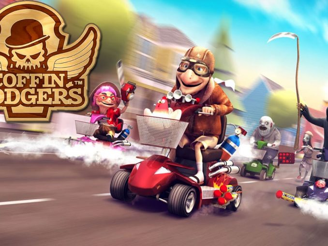 News - Race tegen de dood in Coffin Dodgers