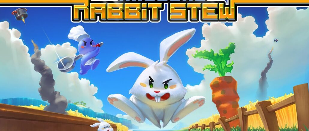 Radical Rabbit Stew – Eerste 20 minuten