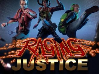 Raging Justice launch trailer
