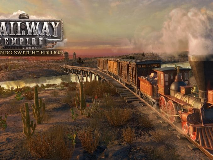 Release - Railway Empire – Nintendo Switch Edition