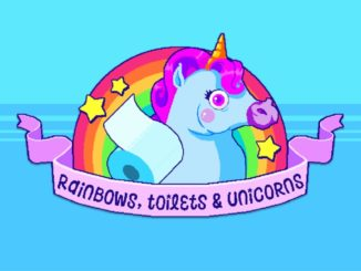 Rainbows, toilets & unicorns