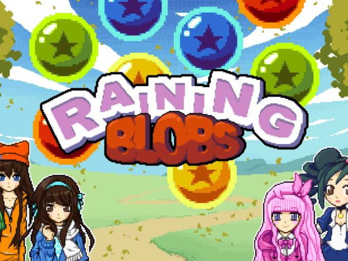 Release - Raining Blobs