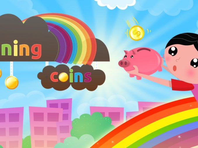 Release - Raining Coins
