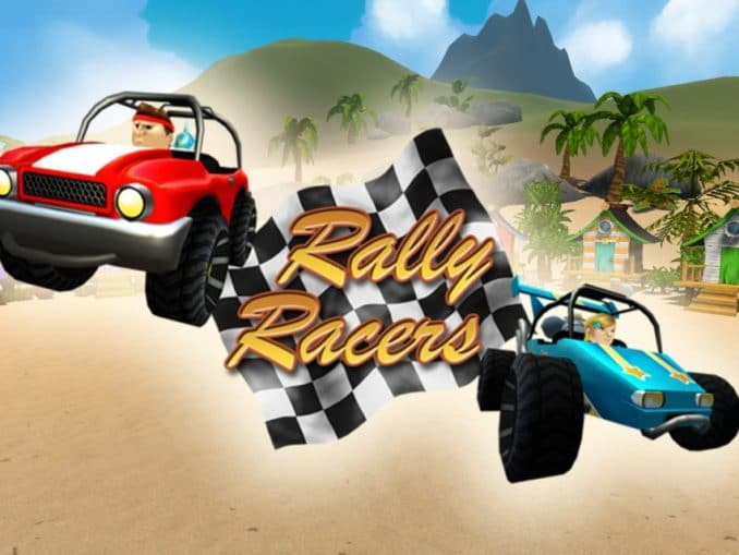 Release - Rally Racers