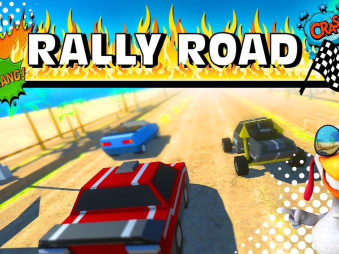 Release - Rally Road