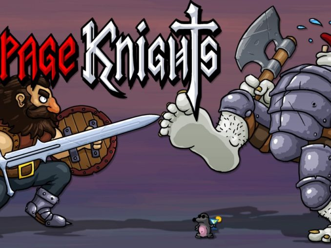Release - Rampage Knights