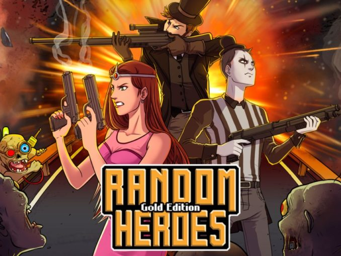 Release - Random Heroes: Gold Edition