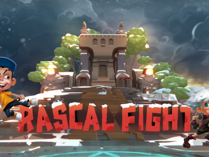 Release - Rascal Fight