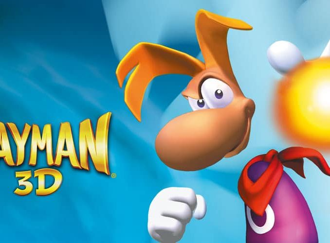 Release - Rayman 3D