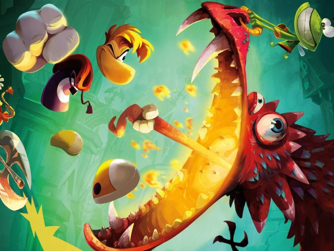 Nieuws - Rayman Legends: Definitive Edition patch lost framerate issues op