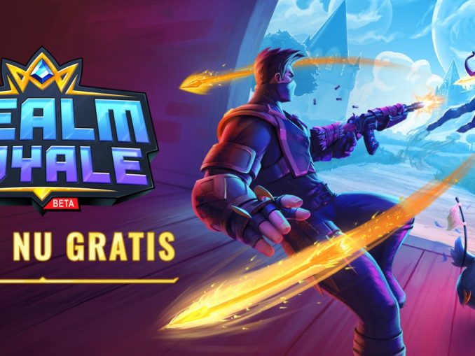 Release - Realm Royale