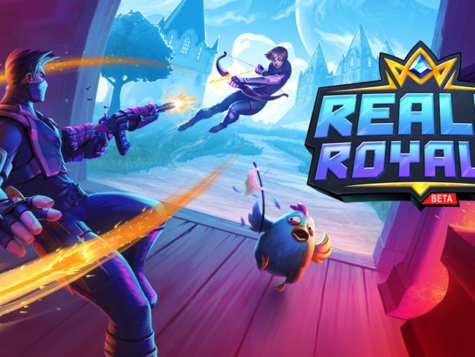 Release - Realm Royale Founder's Pack
