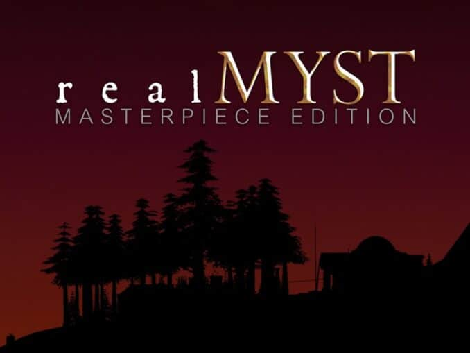 Release - realMyst: Masterpiece Edition