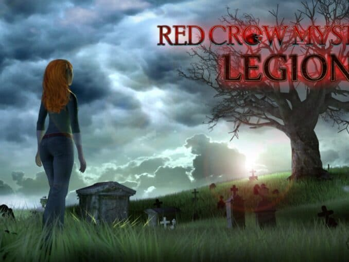 Release - Red Crow Mysteries: Legion