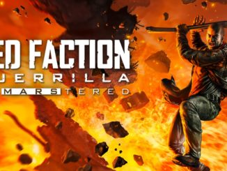 Release - Red Faction Guerrilla Re-Mars-tered