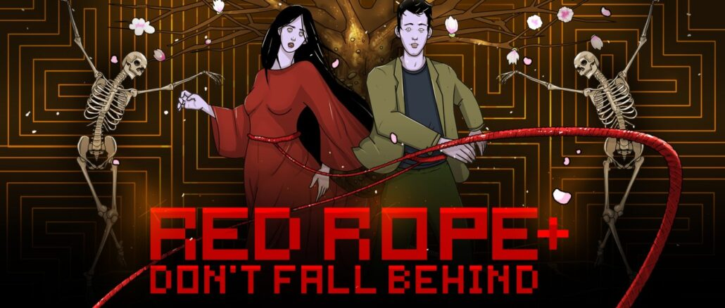 Red Rope: Don't Fall Behind +