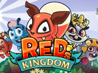 Release - Red's Kingdom