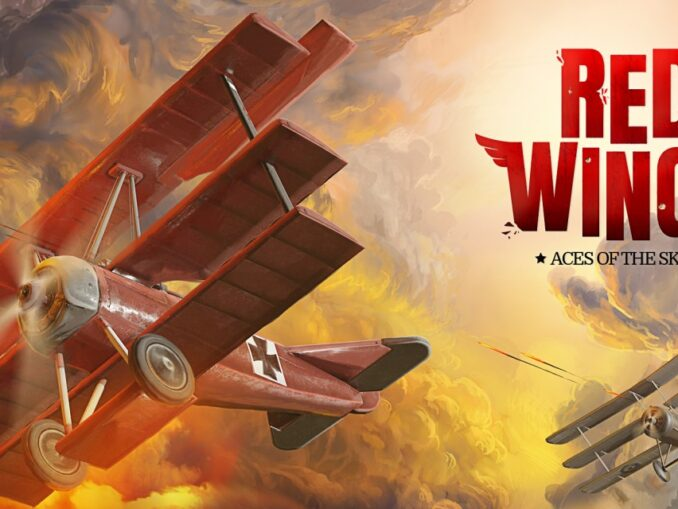 Release - Red Wings: Aces of the Sky