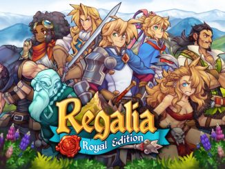 Release - Regalia: Of Men and Monarchs – Royal Edition