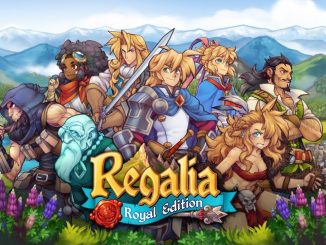Regalia: Of Men and Monarchs Royal Edition verschijnt in april